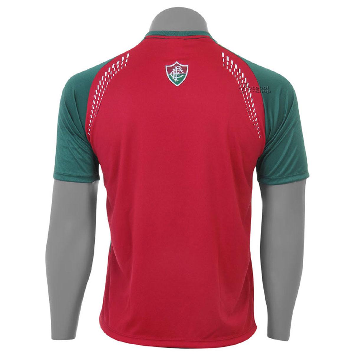 Camisa do Fluminense Braziline Trop fb79a6a35d1f7