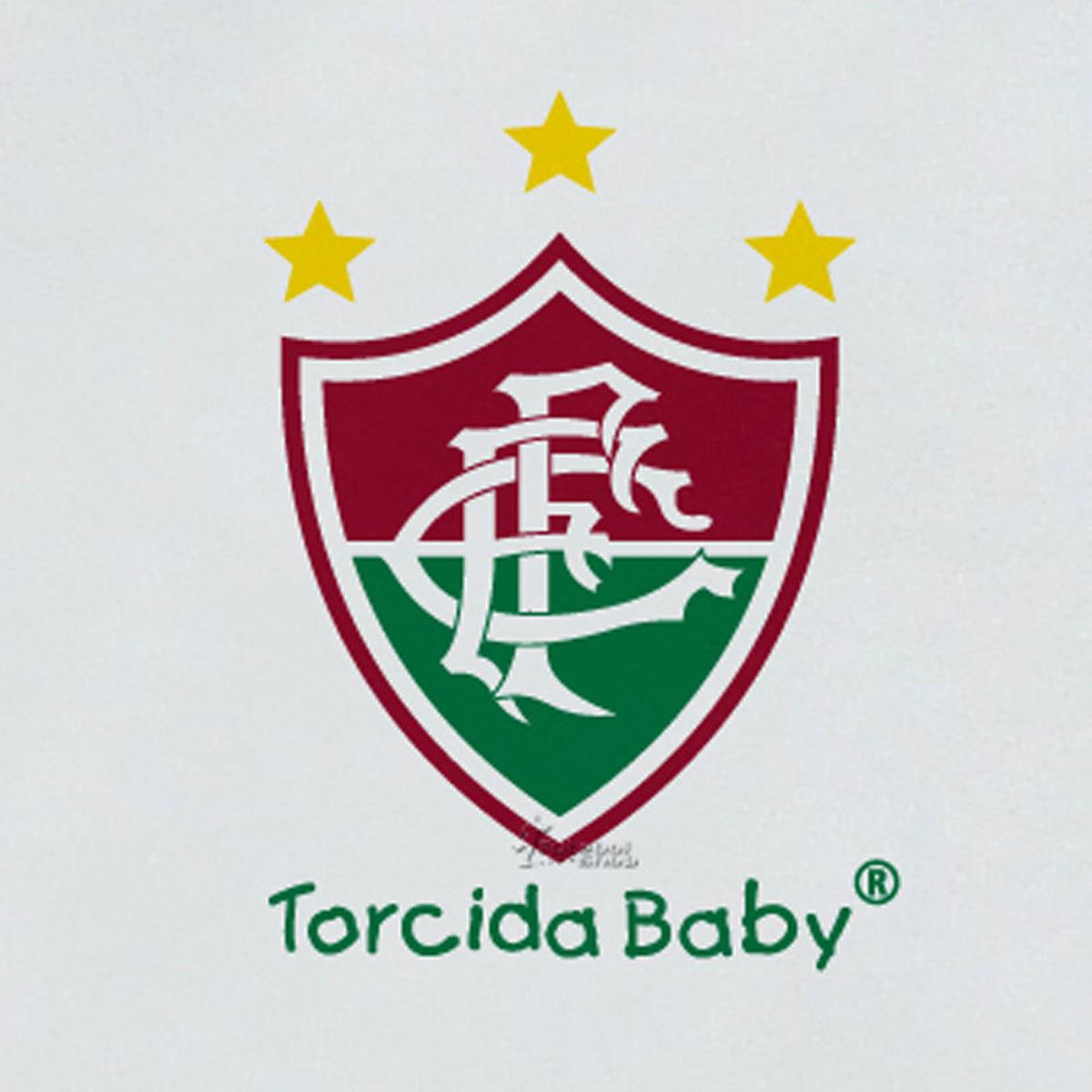 Macacão Longo de Bebê do Fluminense - 025