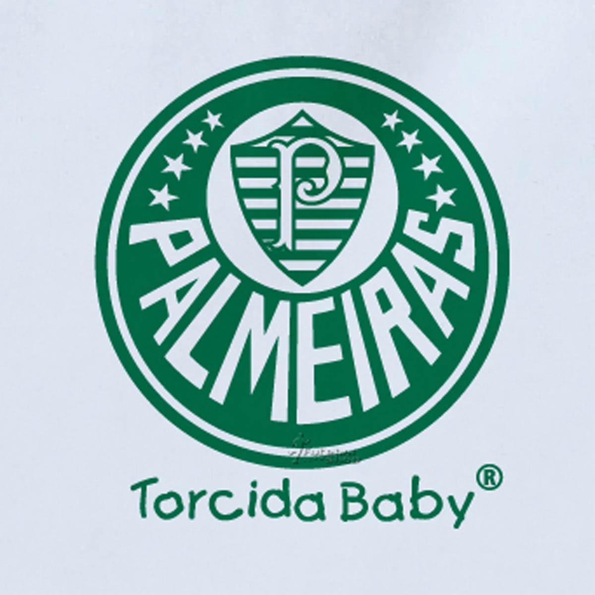 Macacão Regata Bebê do Palmeiras - 026