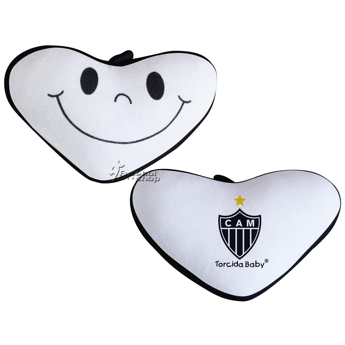 Mini Coração do Atlético Mineiro - 238O