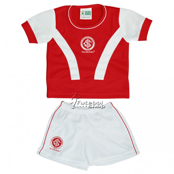 Conjunto Uniforme Infantil do Internacional  - 253i