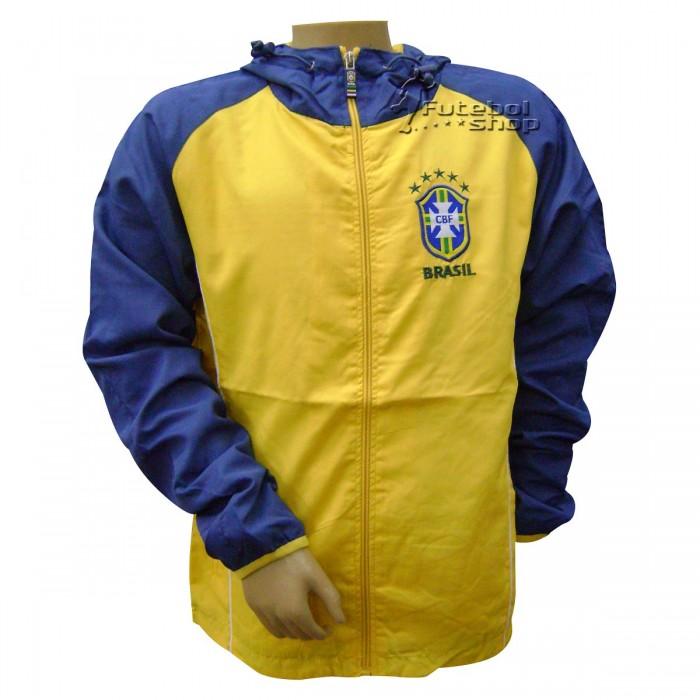 Jaqueta Quebra Vento CBF Feminina - 14104100