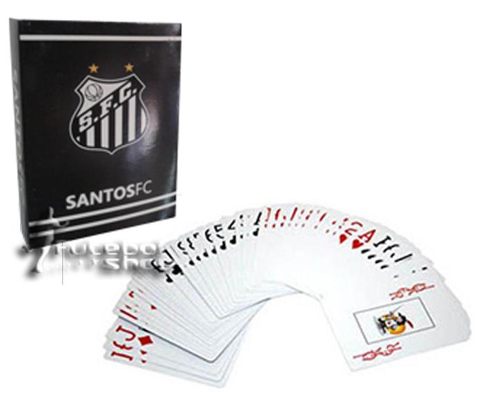 Jogo de Baralho Luxo do Santos - PC001