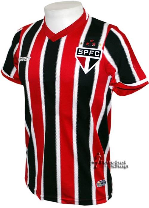 Camisa São Paulo FC 2 Juvenil 14 s/numero - 301780