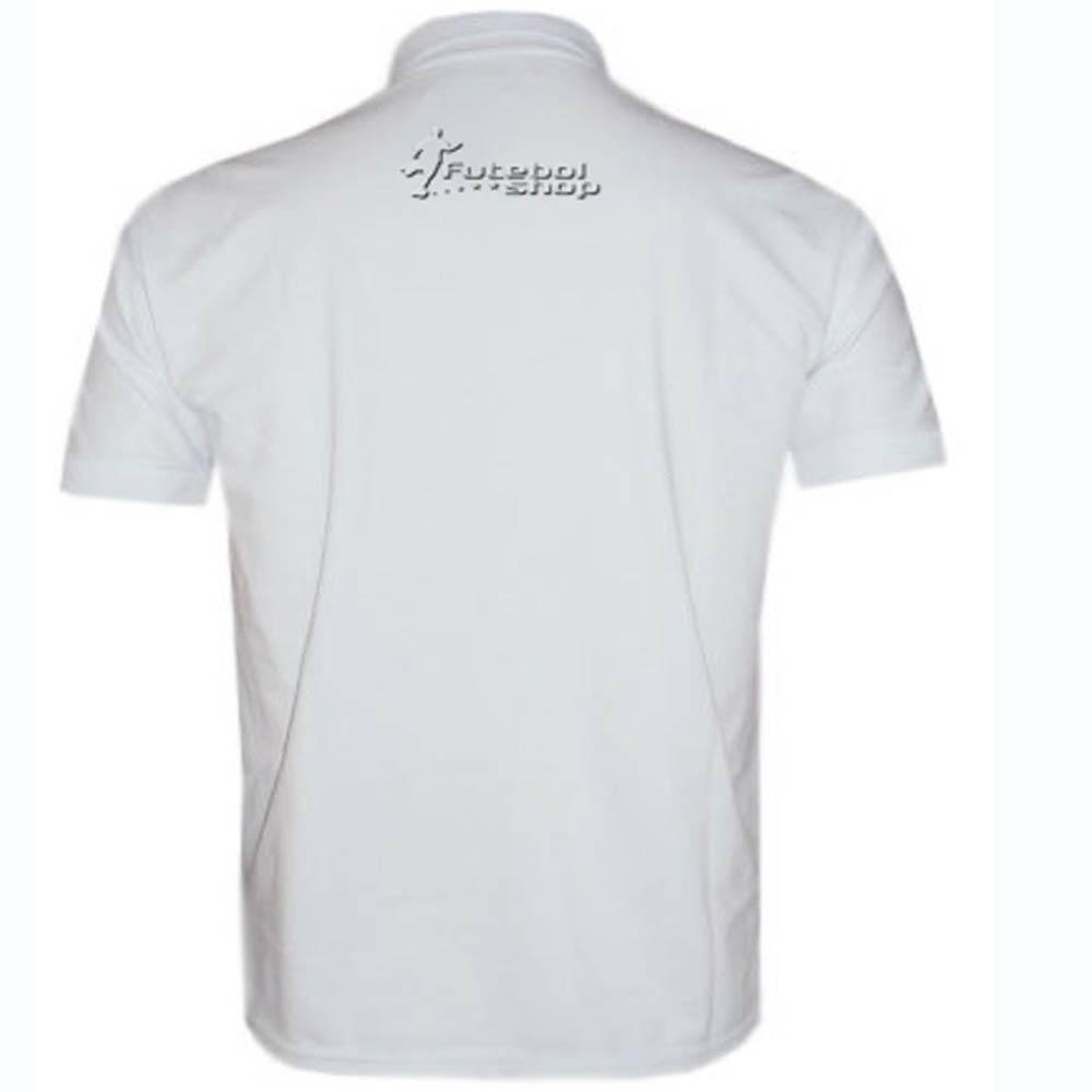 Camisa Polo São Paulo F.C Branca - 362474