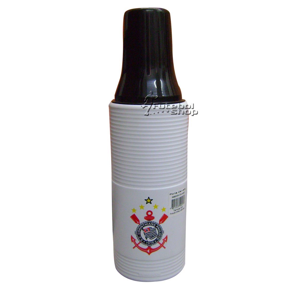 Porta Cerveja do Corinthians Termolar