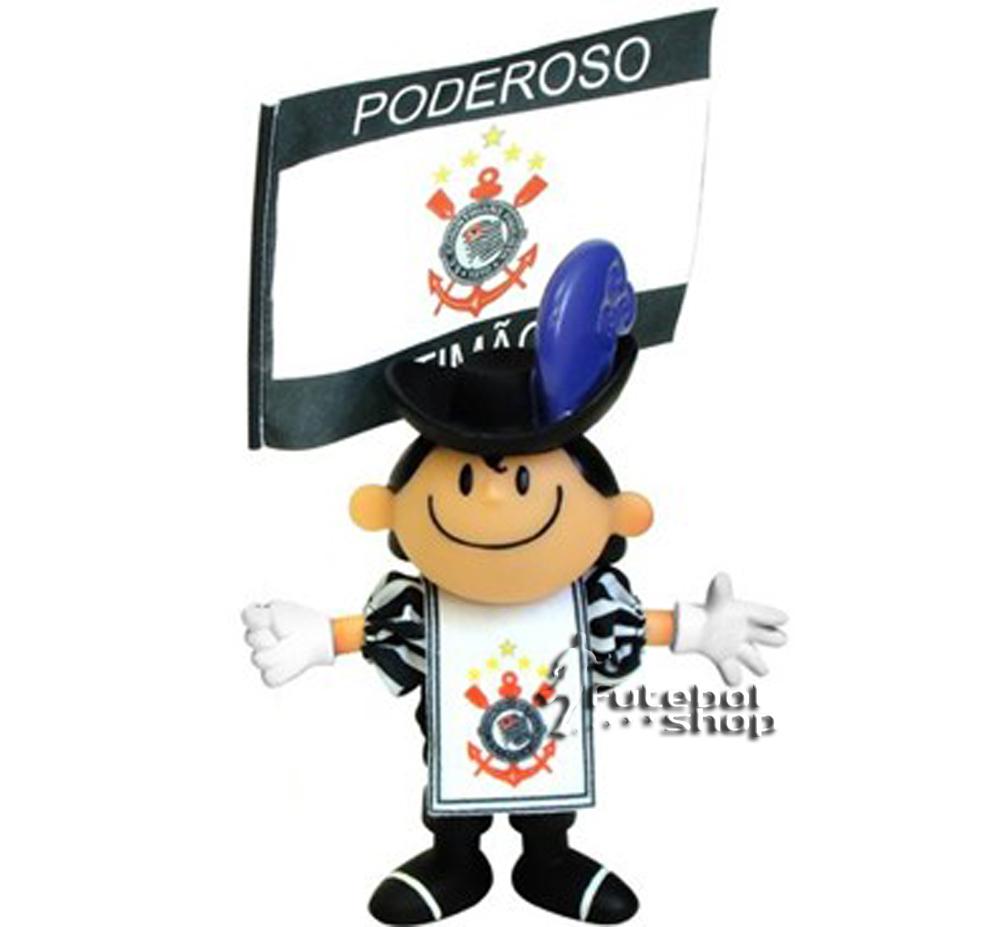 Mascote Mosquetinho do Corinthians