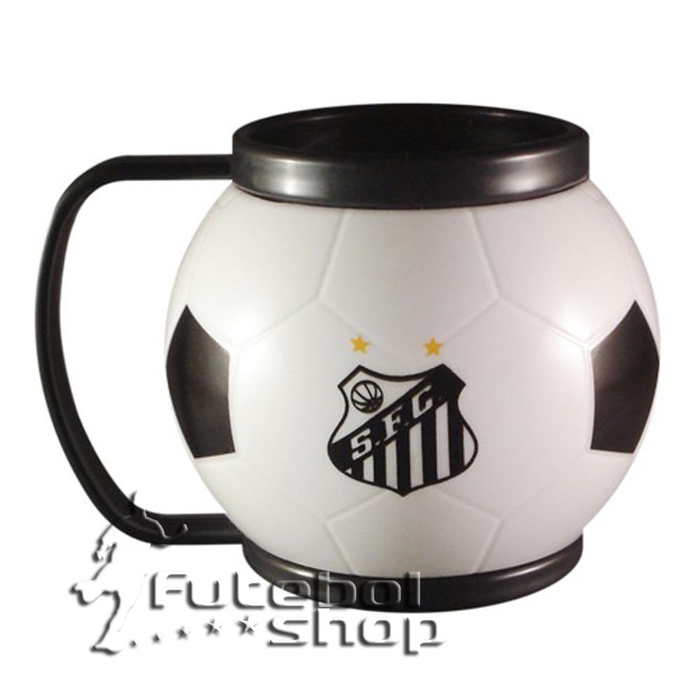 Mini Caneca Mugball do Santos