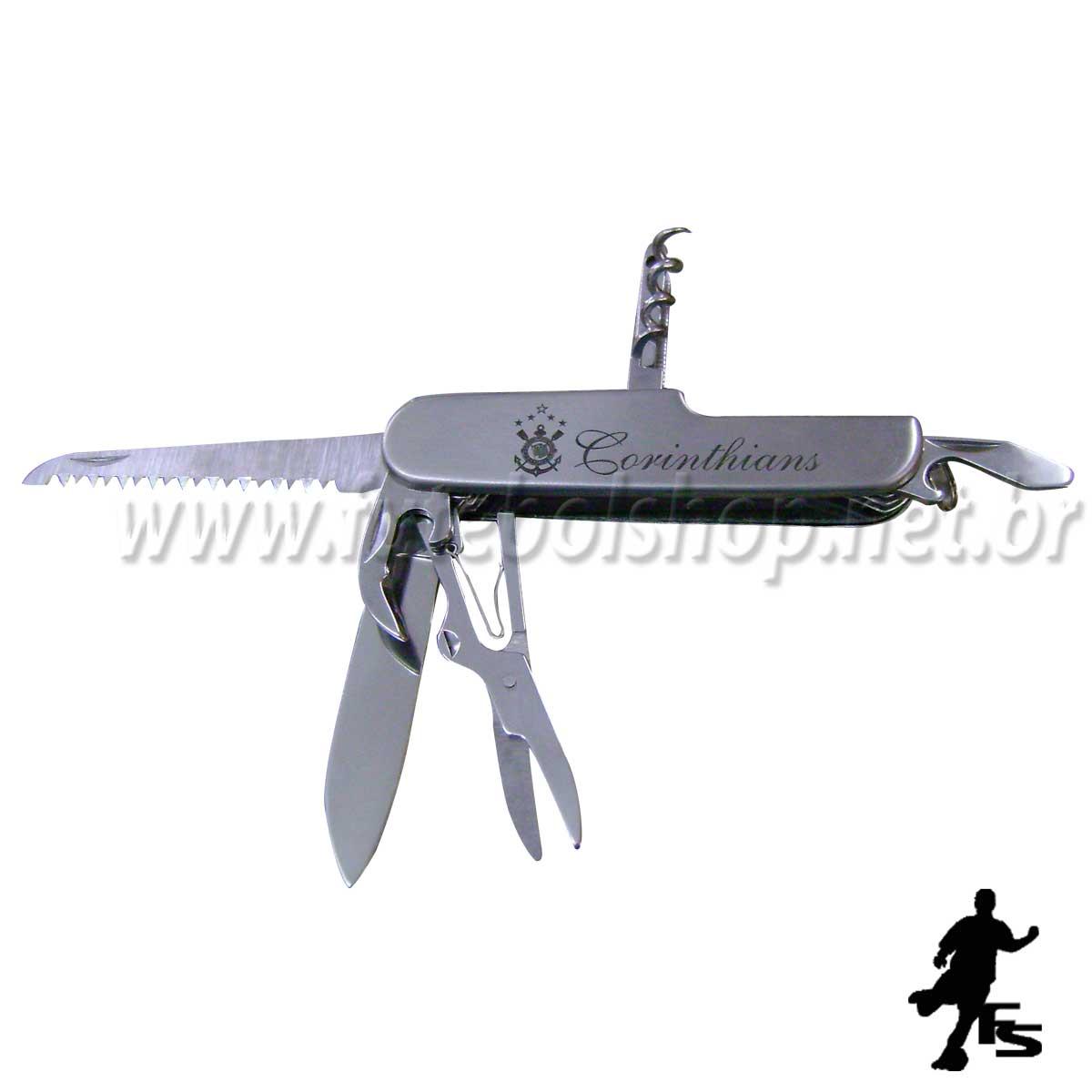 Canivete Corinthians - 13020CS