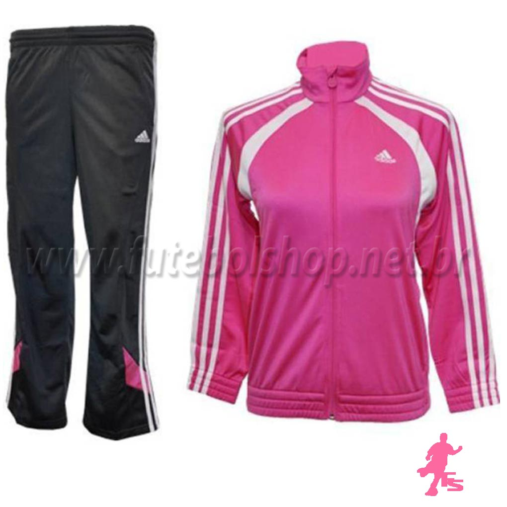 Agasalho Adidas Juvenil Feminino - O04479