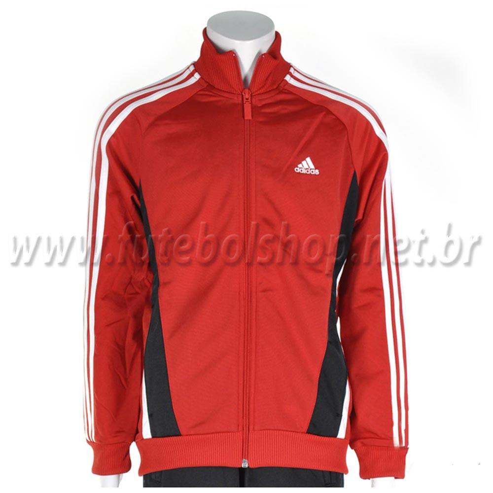 Agasalho Adidas Tiberio Knit Boys Infantil - X27304