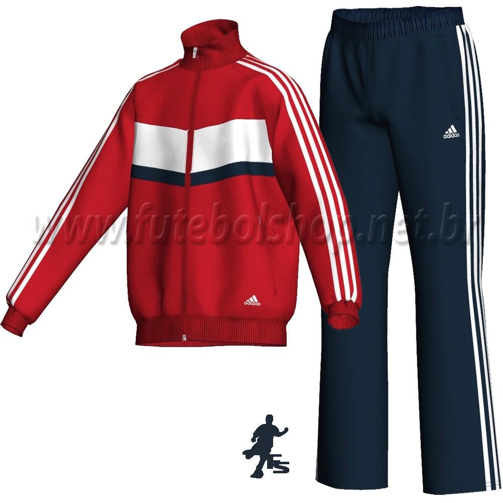 Agasalho Adidas Tibério Knit Boys Juvenil - V37183