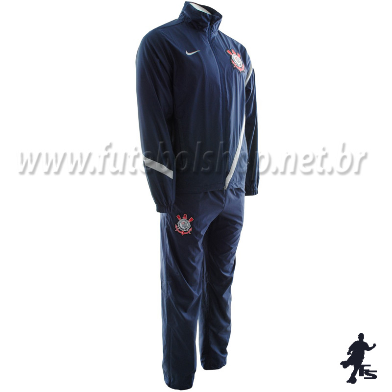 7458924ecf ... Agasalho Corinthians Nike Sideline - 419848 - FUTEBOL SHOP ...
