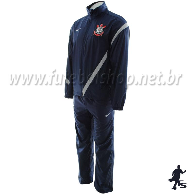 Agasalho Corinthians Nike Sideline - 419848