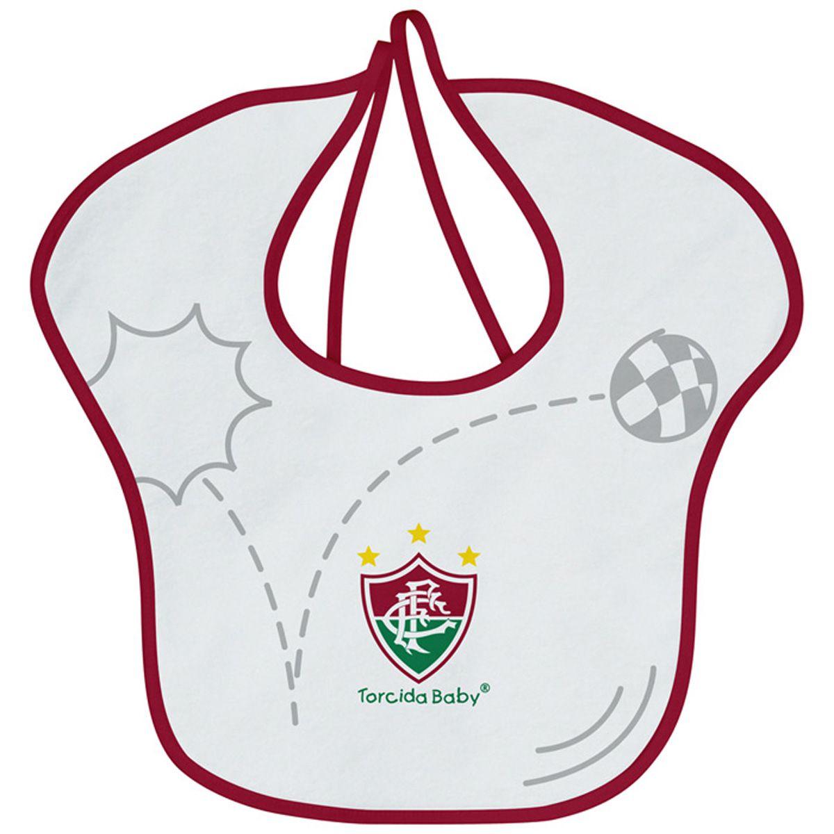 Babador Bebê do Fluminense Torcida Baby - 001A