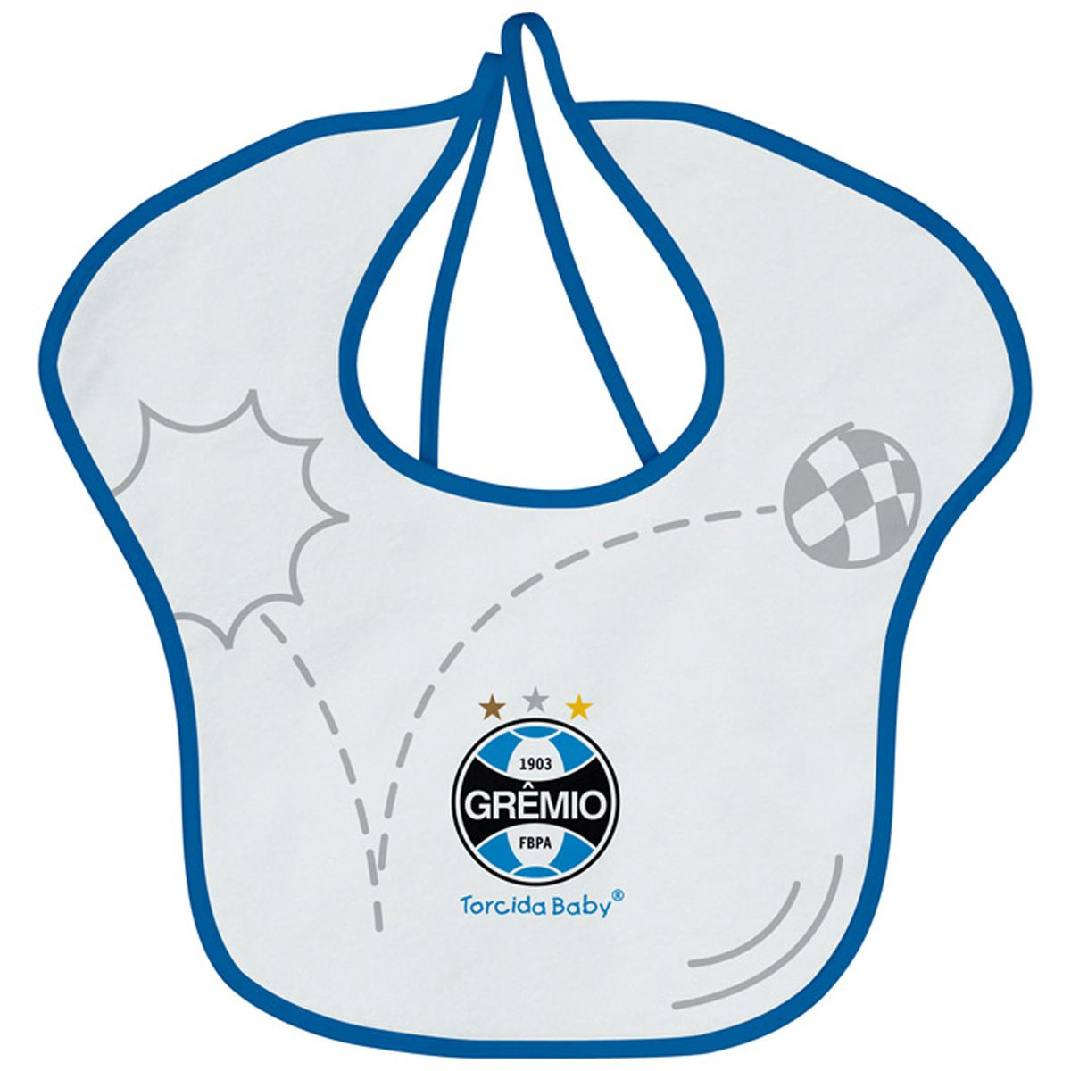 Babador Bebê do Grêmio Torcida Baby - 001A