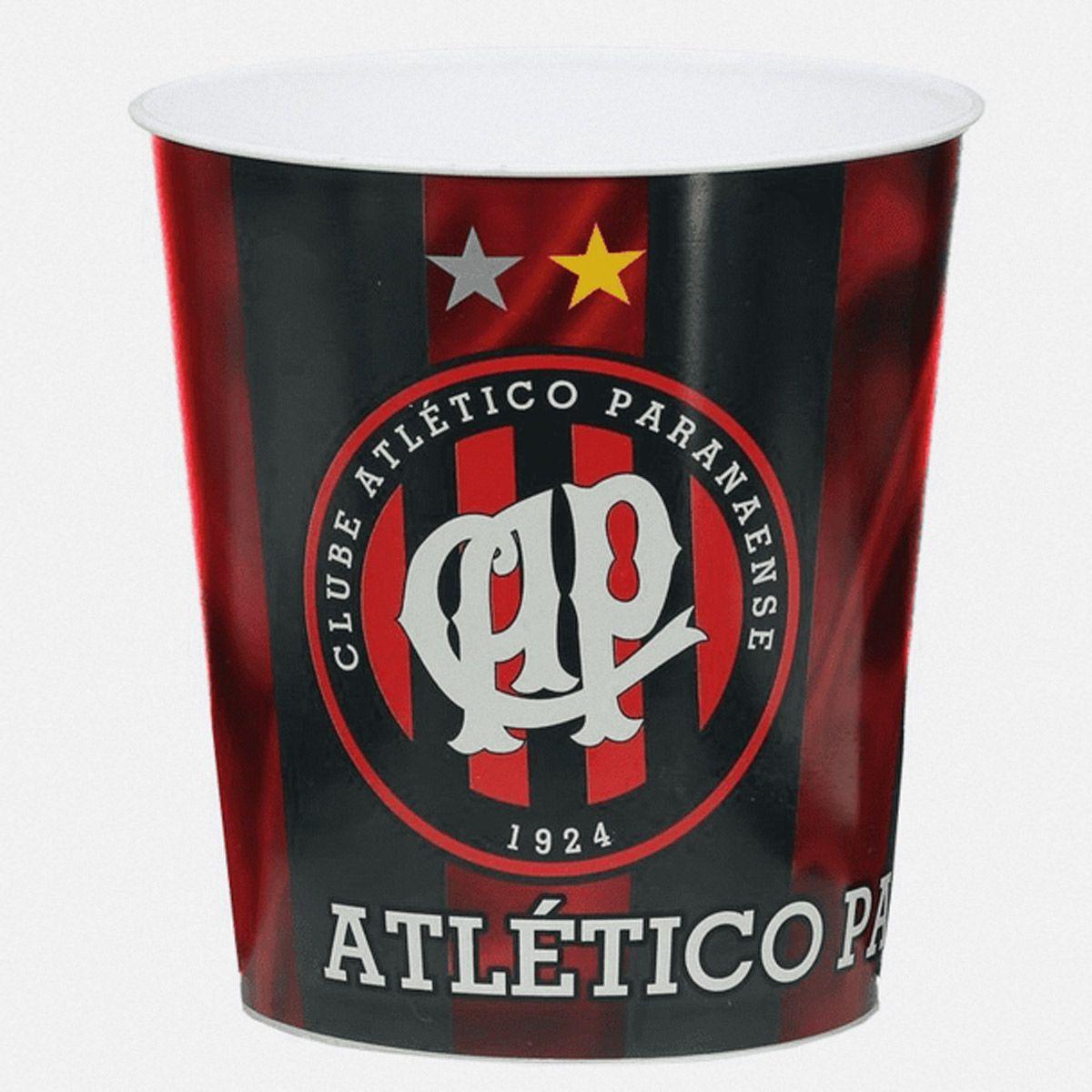 Balde para Pipoca do Atlético Paranaense