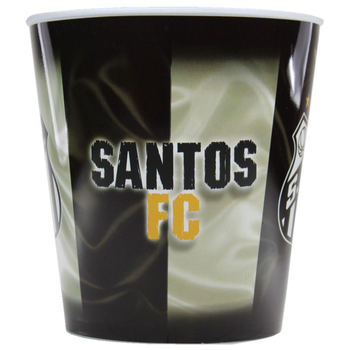 Balde para pipoca Santos