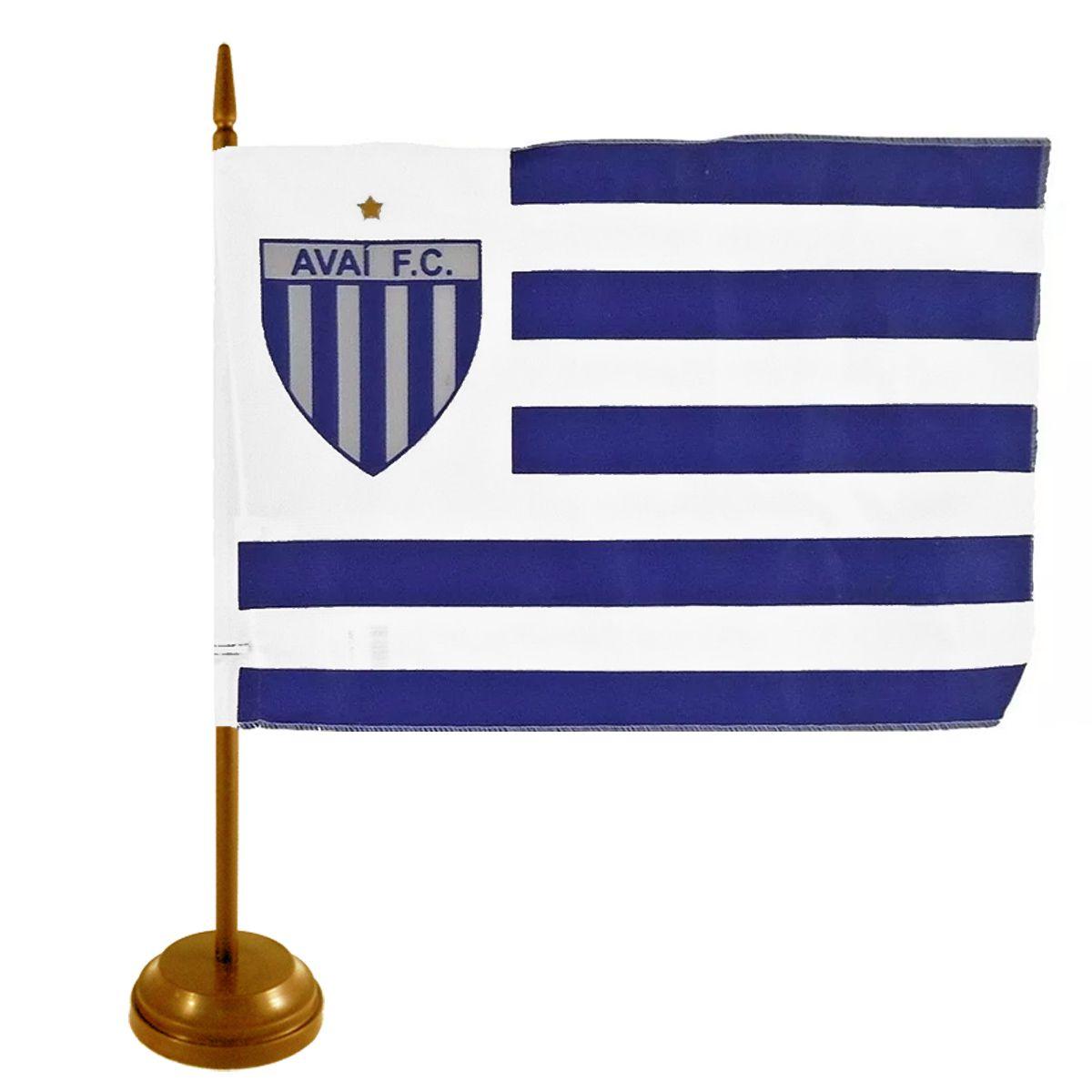 Bandeira de Mesa Avaí