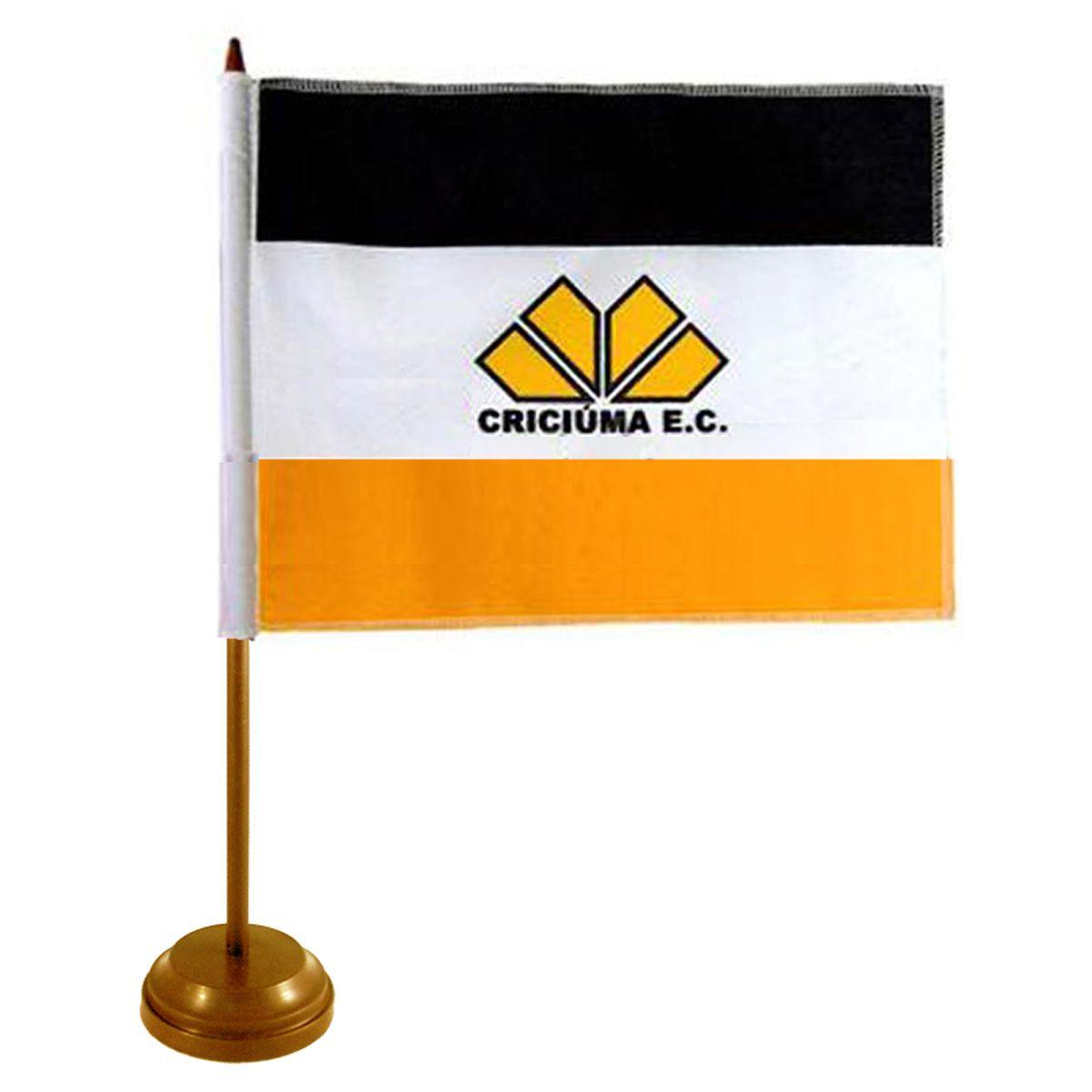 Bandeira de Mesa Criciúma