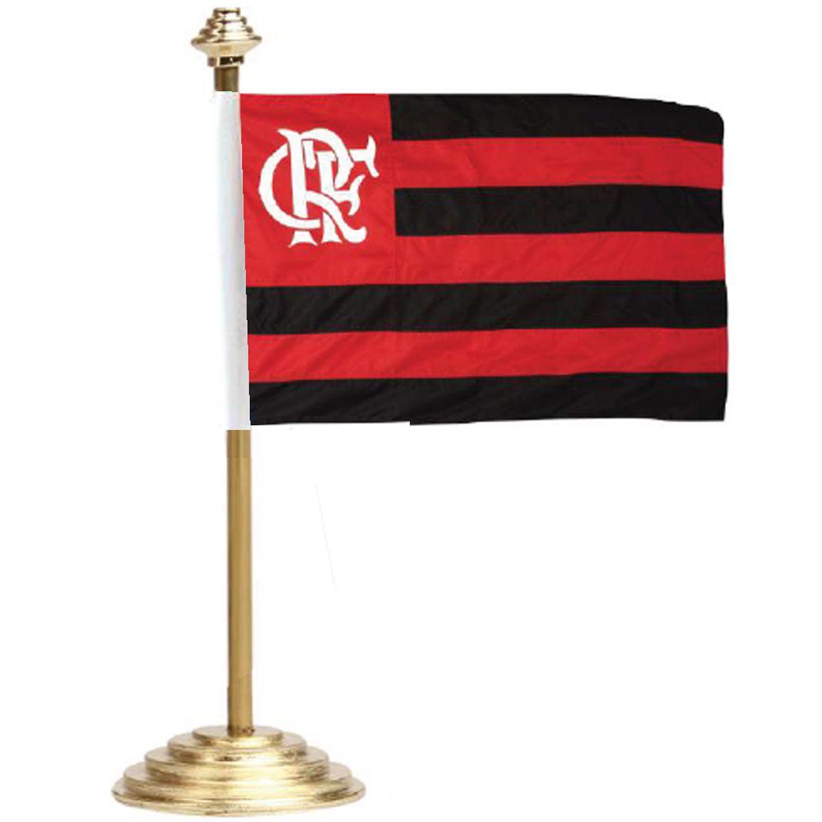 Bandeira de Mesa do Flamengo