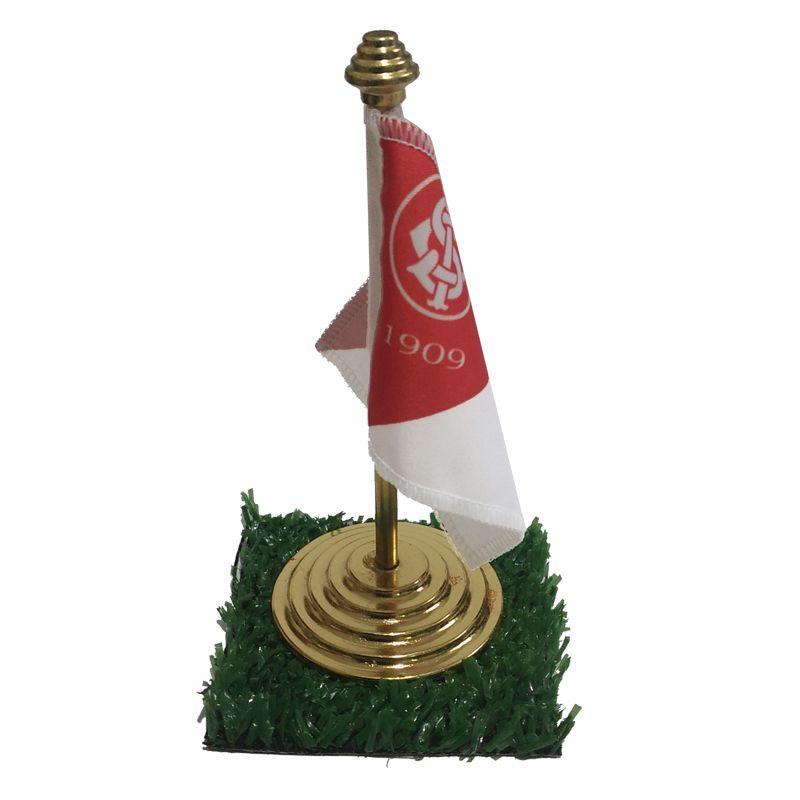 Bandeira de Mesa do Internacional Pequena