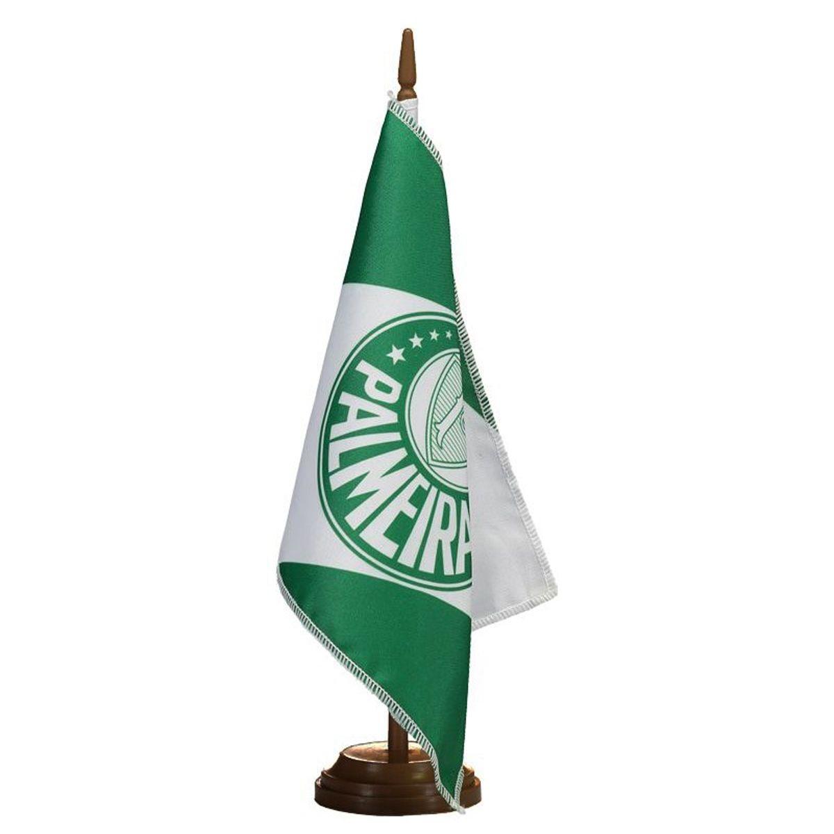 Bandeira de Mesa do Palmeiras