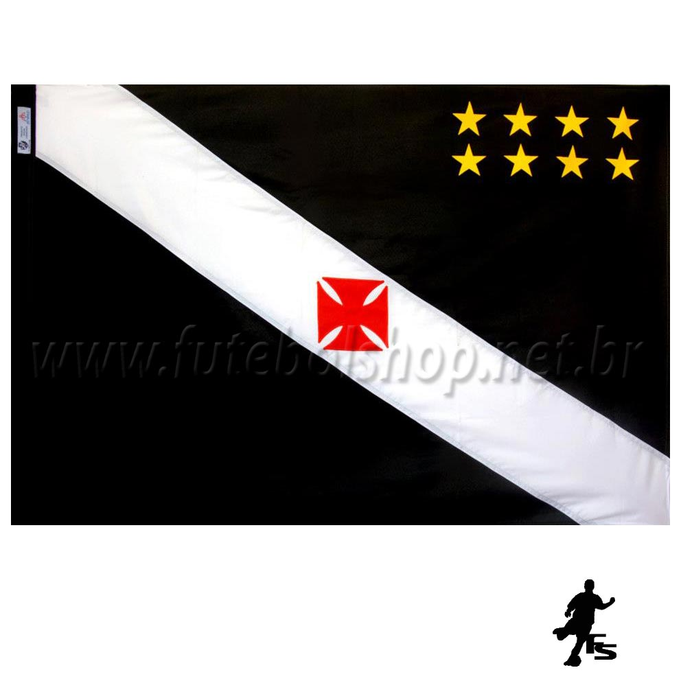 Bandeira do Vasco da Gama Mitraud