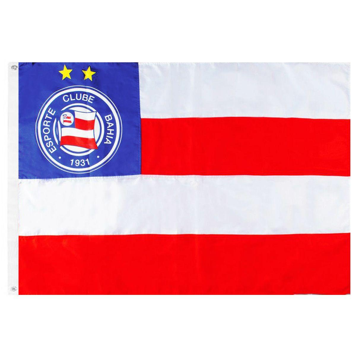 Bandeira Oficial do Bahia 90 x 128 cm