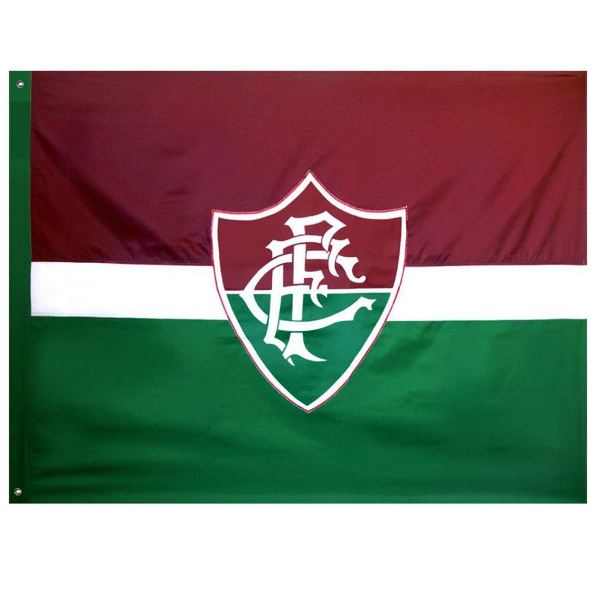 Bandeira Oficial do Fluminense 256 x 180 cm - 4 Panos