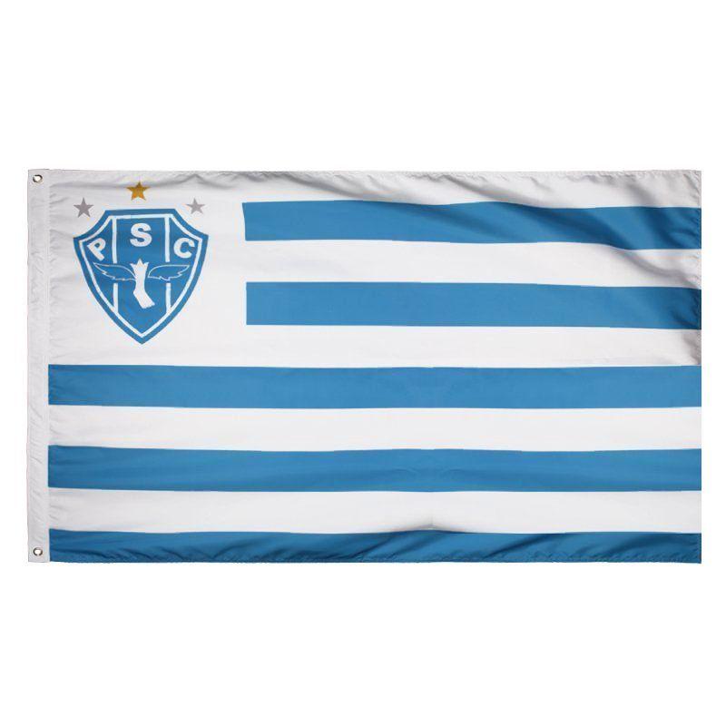 Bandeira Oficial do Paysandu 128 x 90 cm -  2 Panos