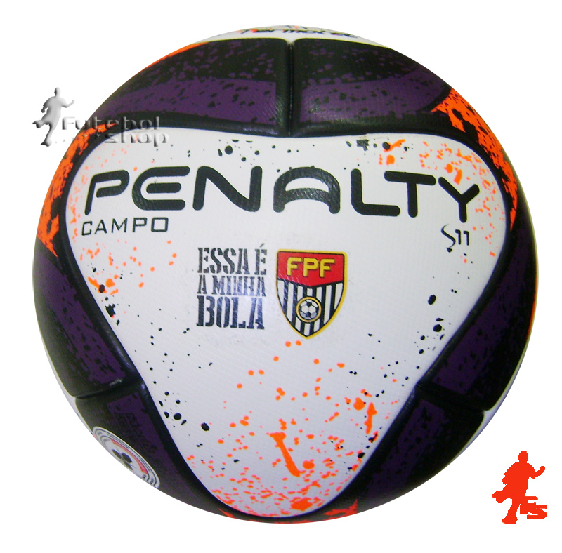 Bola Campo Penalty S11 R1 VII - FPF 2017 - 541456 0678f9d3854b9