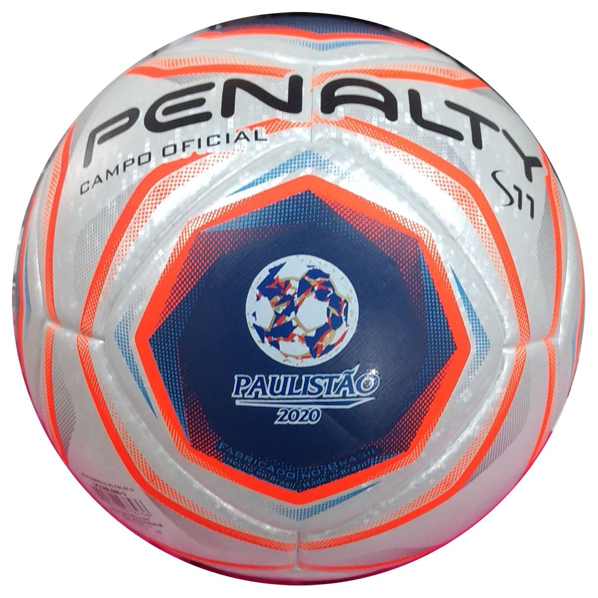 Bola Campo Penalty S11 R1 X - FPF 2020 - 541612