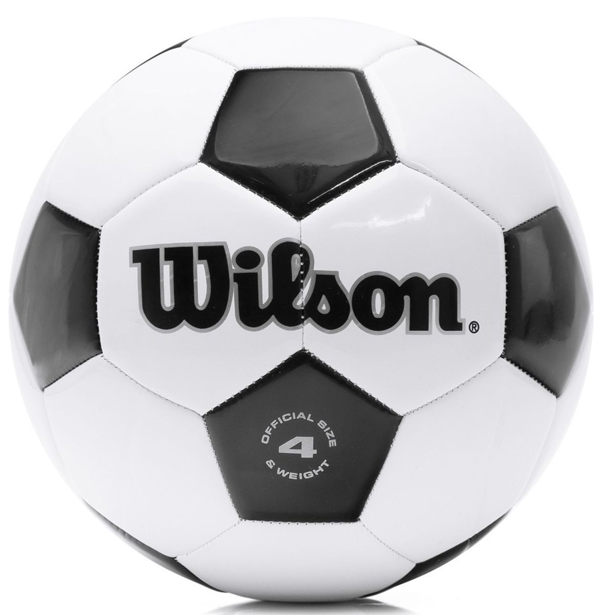 Bola Futebol Wilson Tradicional Número 4 - Mirim