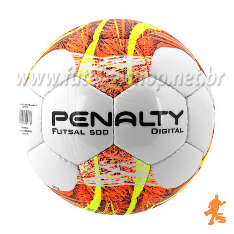 419995d814 Bola Futsal Penalty Digital 500 C C - 5112831711