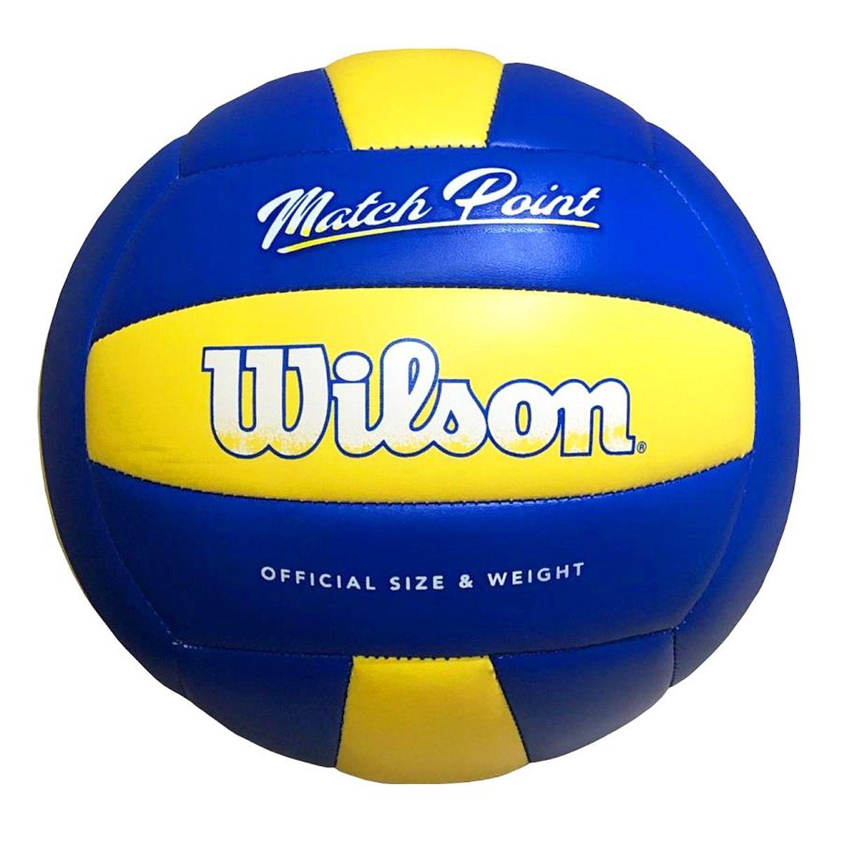 Bola Volei Wilson Matchpoint Az/Am