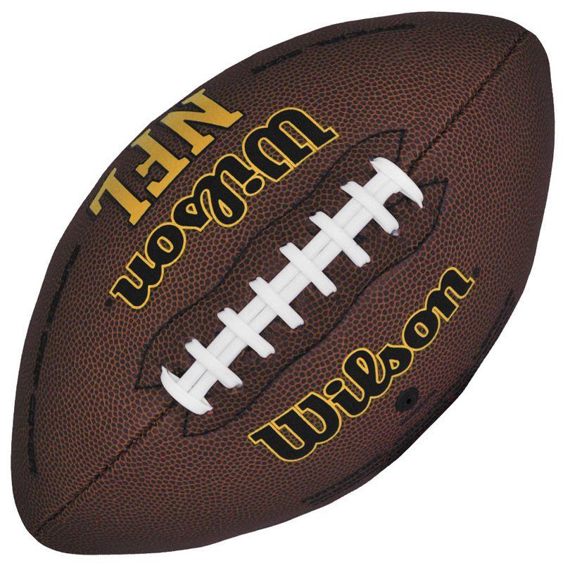 17ad20312 ... Bola Wilson Futebol Americano NFL Super Grip - FUTEBOL SHOP