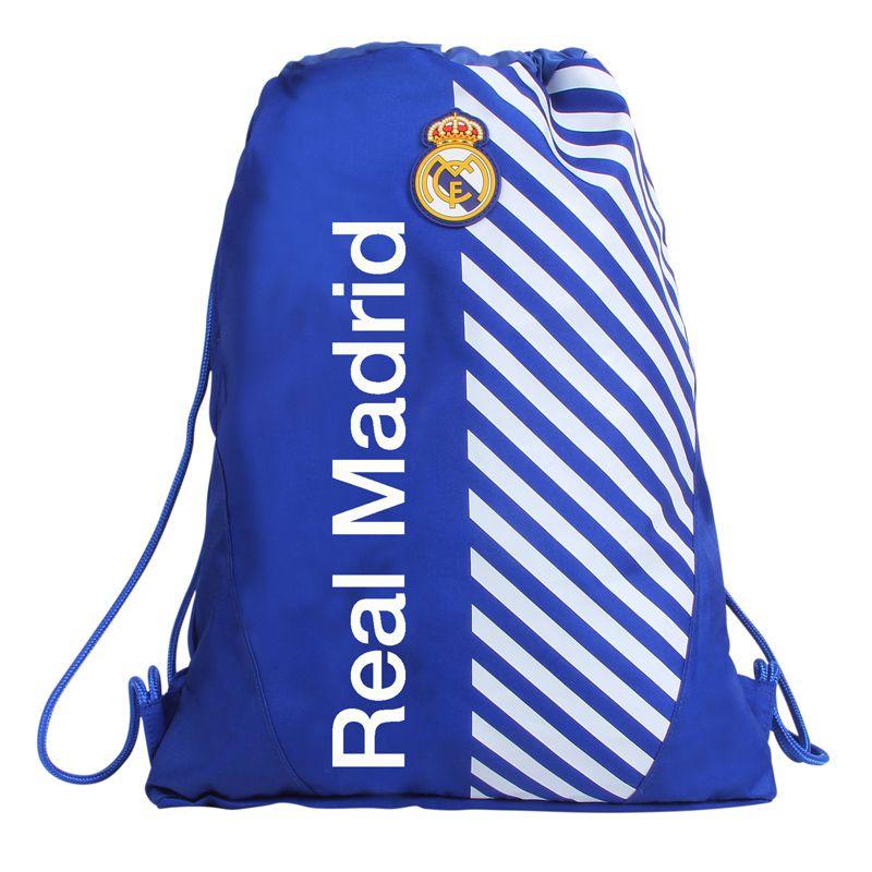 Bolsa Saco C/ Alças do Real Madrid - Gymbag - 49210