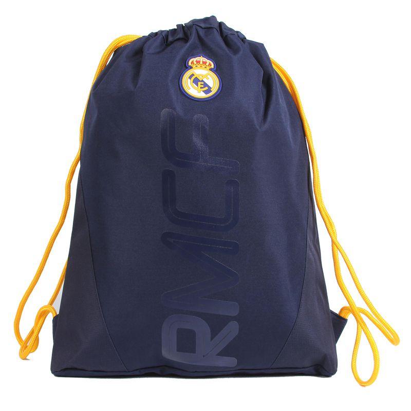 Bolsa Saco C/ Alças do Real Madrid - Gymbag - 49216