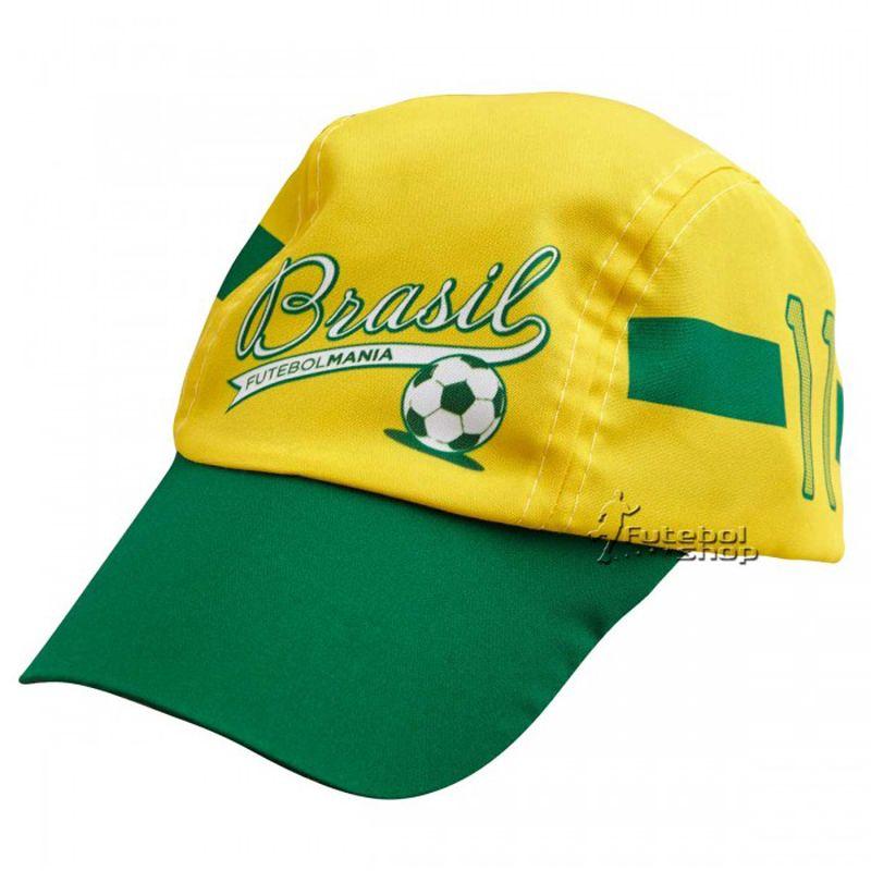 Boné Infantil do Brasil modelo Estilo I - 265S 581fce63b6b