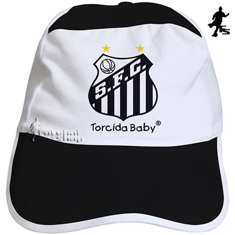 Boné para Bebê do Santos Torcida Baby - 002A