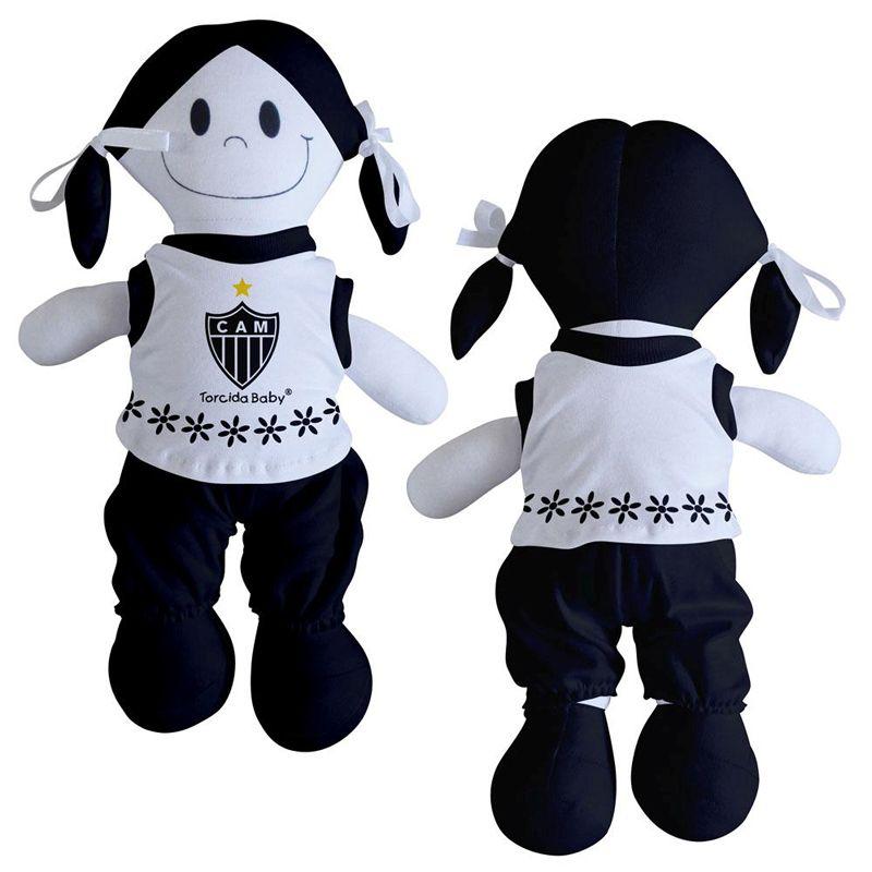 Boneca Mascote do Atlético Mineiro - Torcida Baby 238B
