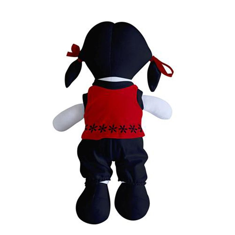 Boneca Mascote do Atlético Paranaense - Torcida Baby 238B