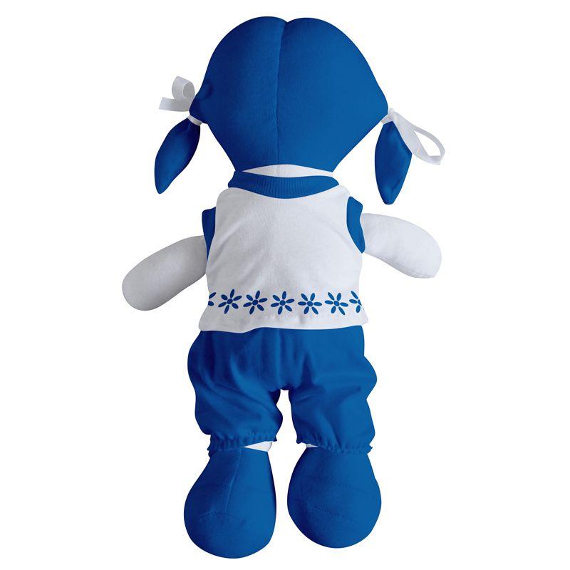 Boneca Mascote do Avaí - Torcida Baby 238B