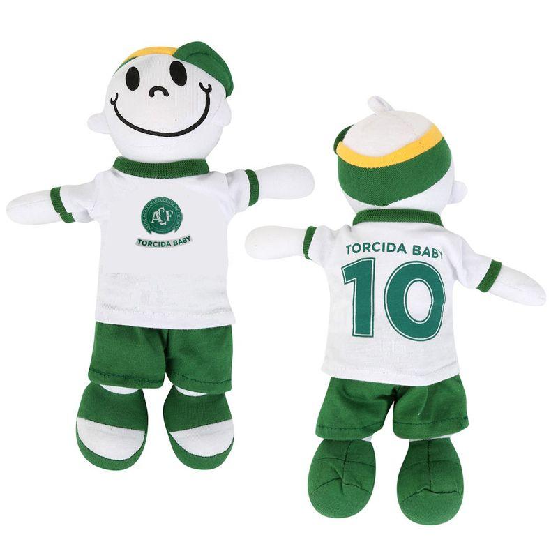 Boneco Mascote da Chapecoense - Torcida Baby 238A