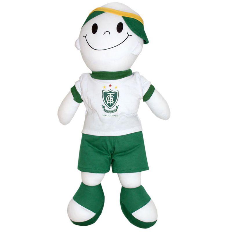 Boneco Mascote do América Mineiro - Torcida Baby 238A