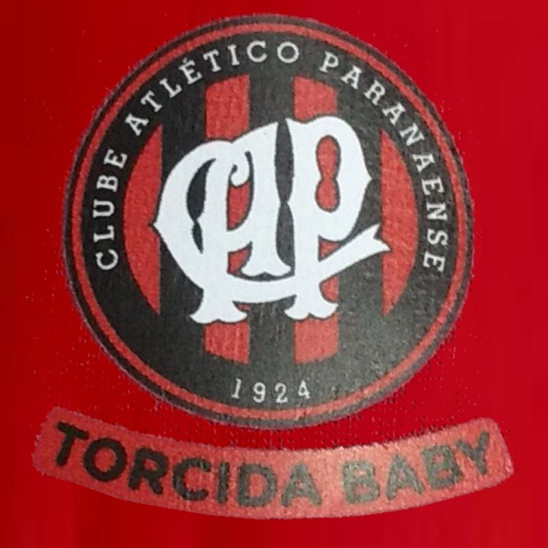 Boneco Mascote do Atlético Paranaense - Torcida Baby 238A