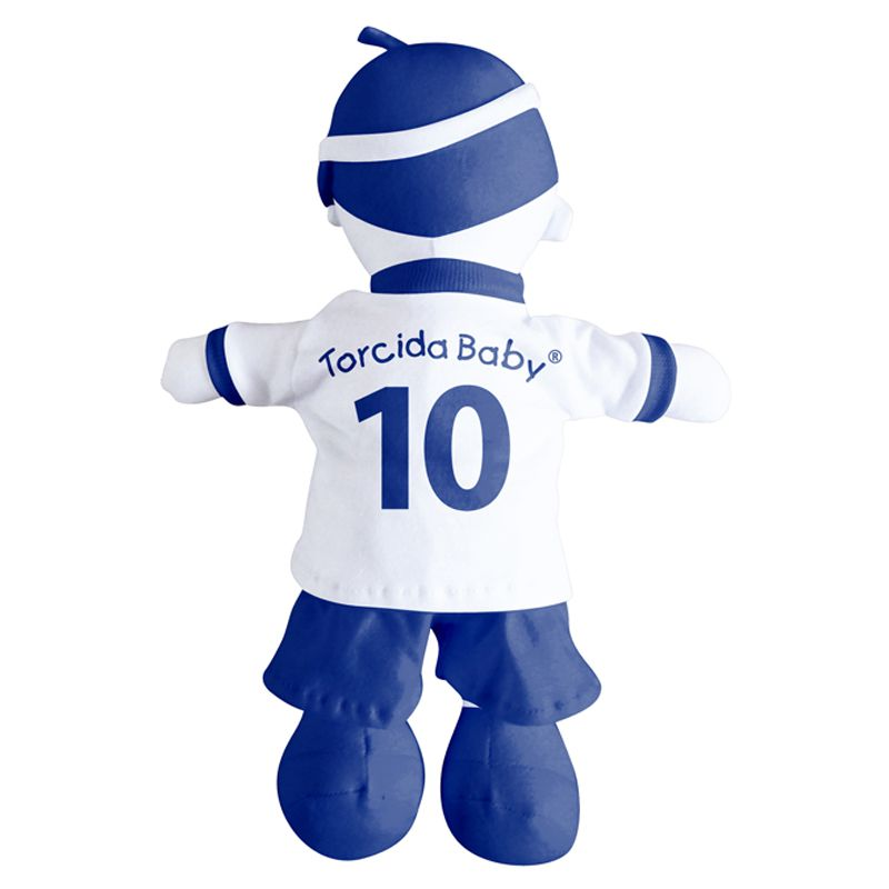 Boneco Mascote do CSA - Torcida Baby 238A