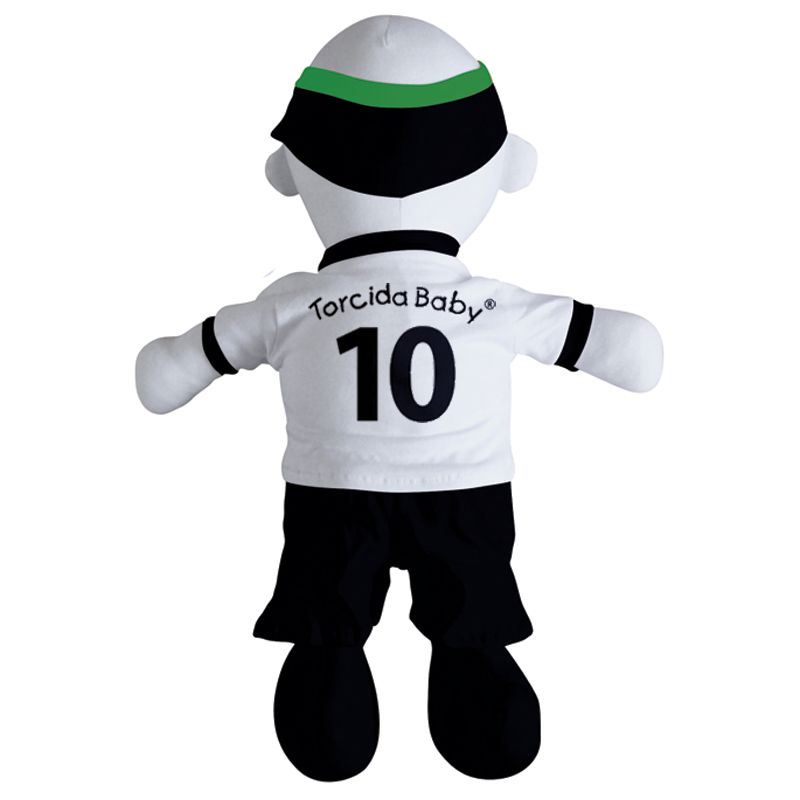 Boneco Mascote do Figueirense  - Torcida Baby 238A