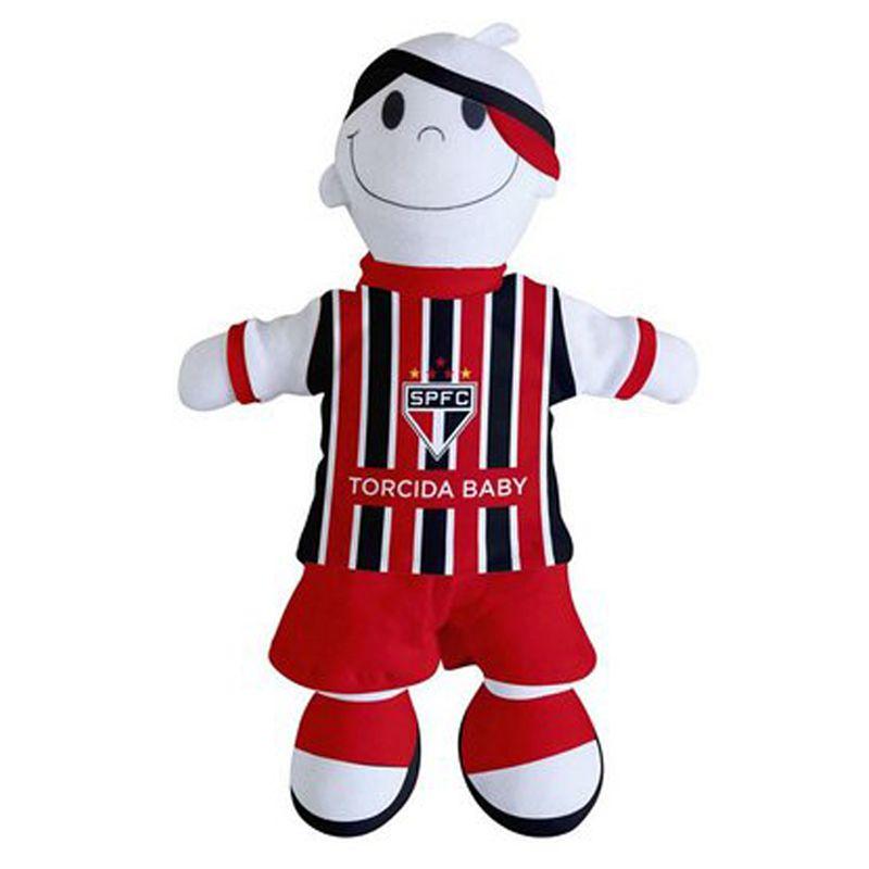 Boneco Mascote do São Paulo - Torcida Baby 238A